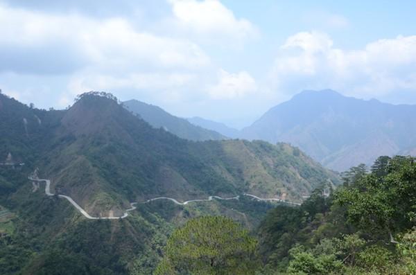 scenic Cervantes Road
