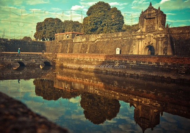 Fort Santiago Intramuros Manila Day tours Philippines