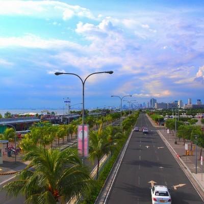 Manila Bay drive
