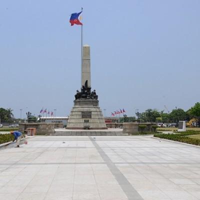 Rizal Monument Manila Philippines