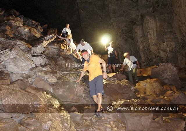 Sagada cave