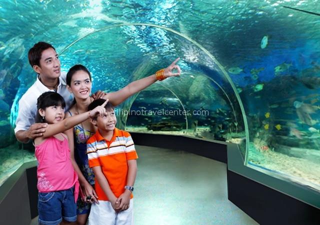 Oceanarium Manila Ocean Park