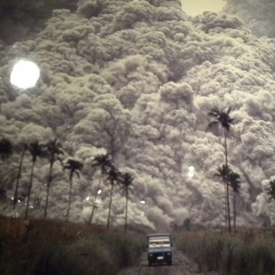 1991 eruption Mt Pinatubo