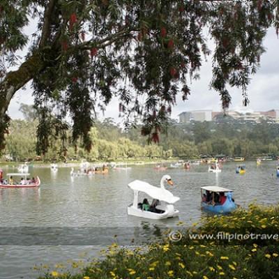 Baguio-Bernham-park