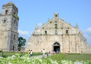 Church of San Agustin - Paoay, Ilocos Norte