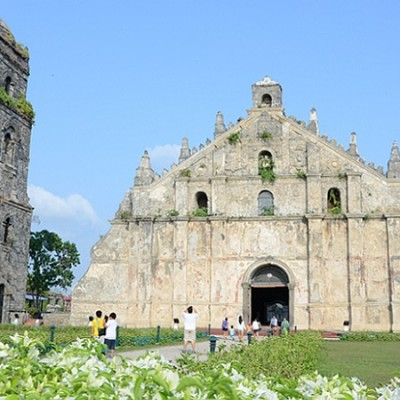 Church of San Agustin - Paoay, Ilocos Norte