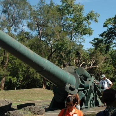 Corregidor canon