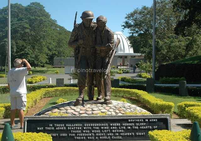 Corregidor war memorial