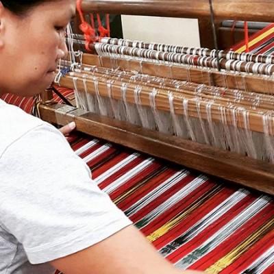 Easter weaving Baguio photo courtesy GJ_2