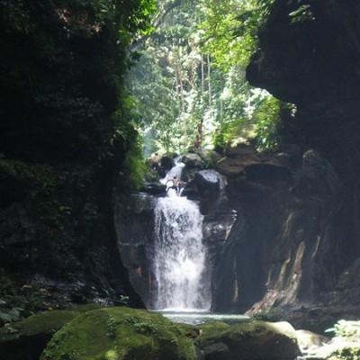 Hidden Valley Springs fall