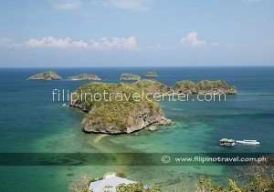 Hundred Islands Lingayen Philippines
