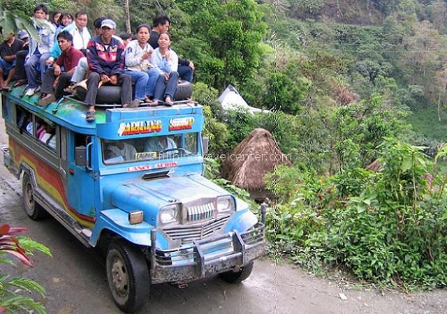 Jeepney Tours Office