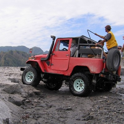 Manila Daytour Mt Pinatubo Crater Hike