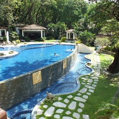 Punta Fuego Pool Area