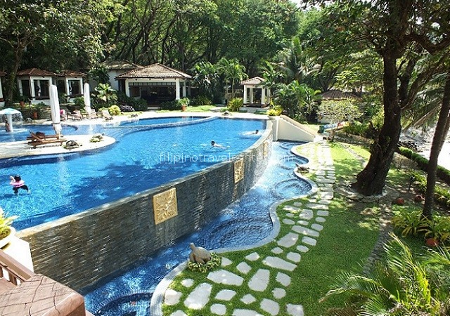 Punta Fuego Pool Area