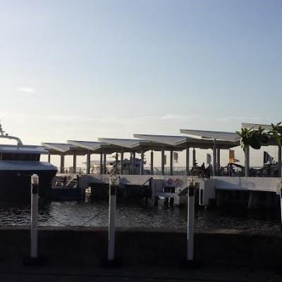 Ferry Terminal to Corregidor Island