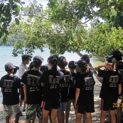 Shanghai school Subic educational tour organized by FTC
