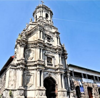 St Jerome Parish Church Morong Laguna Philippines