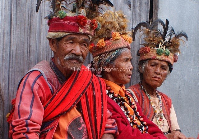 Igorot tribe, locals In Sagada Philippines