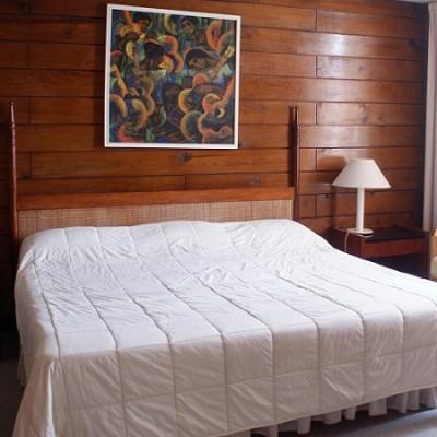 a room inside Banaue Hotel