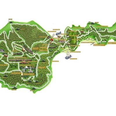 corregidor_map
