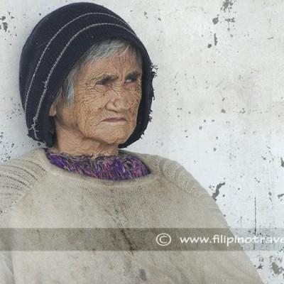 Sagada Woman