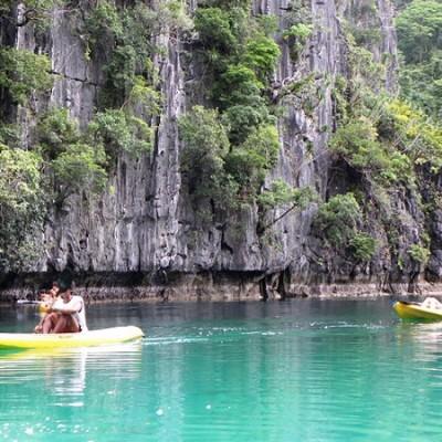 Blue Lagoon El Nido Philippines