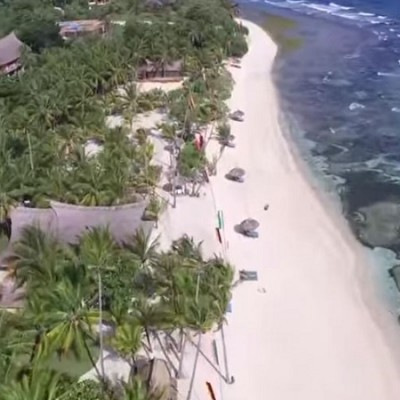 Coco Grove Siguijor topview 2