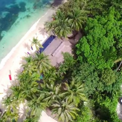 Coco Grove Siguijor topview