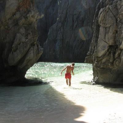 Discovery time Hidden Lagoon El Nido
