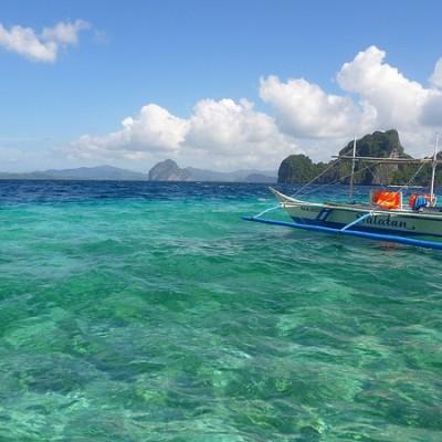 Lagoon El Nido Palawan Philippines