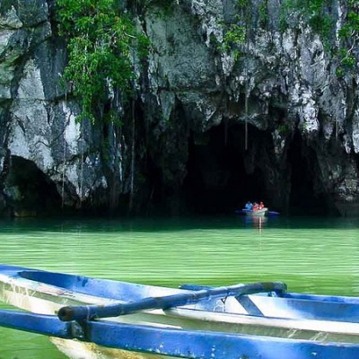 Underground River Sabang Palawan Philippines