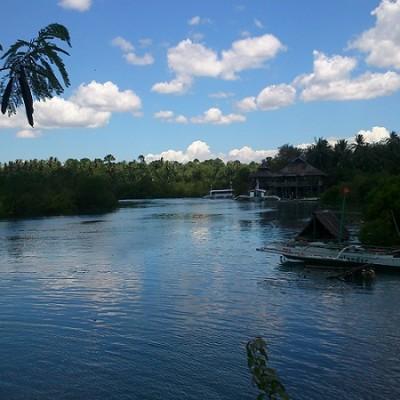 Cambuhat River Bohol