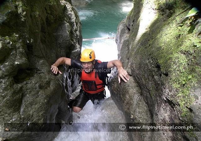 Canyoning Cebu Philippines
