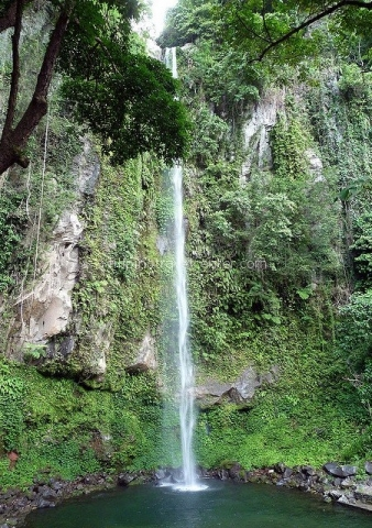 Katibawasan Falls Camiguin Island Philippines