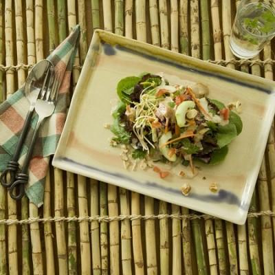 Crispy Veg Salad