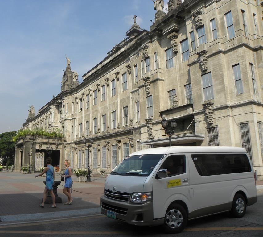 Santo Tomas University (1611) in Manila