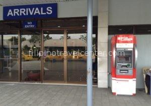 Terminal 4 - Arrival Exit