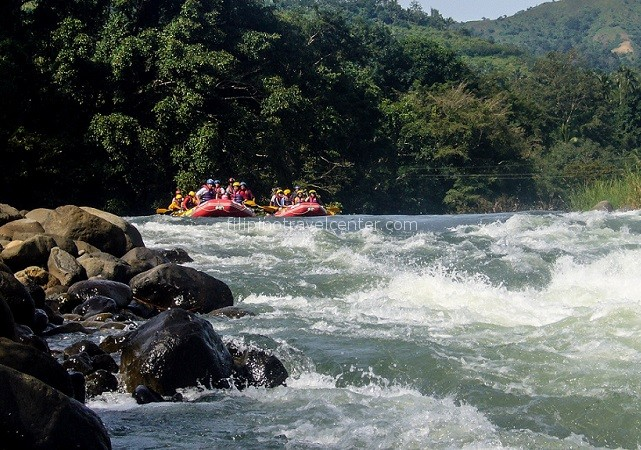 Cagayan Rafting
