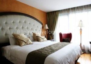 Celeste Hotel Deluxe Room e