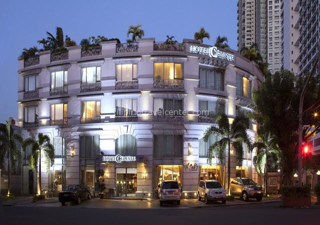 Celeste Hotel Facade 01