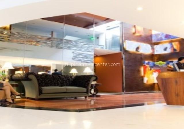 Celeste Hotel Lobby 1e