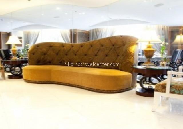 Celeste Hotel Lobby 2e