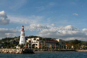 Lighthouse Marina Facade Daybreak