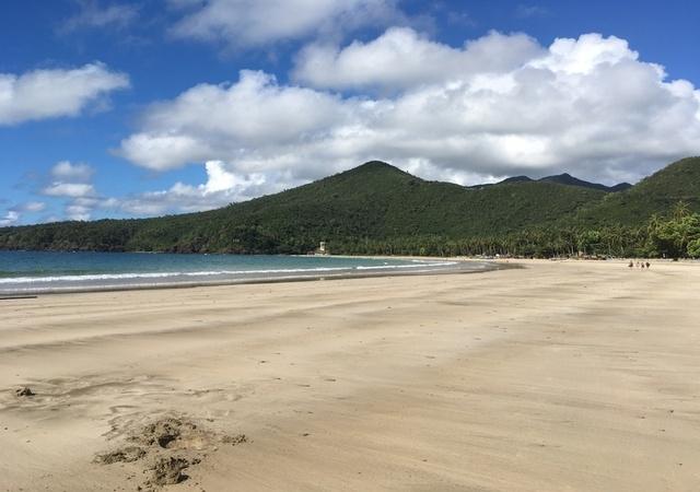 Nagtabon Beach