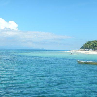 Pamilacan Island seaview