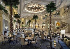 Peninsula Manila Lobby e