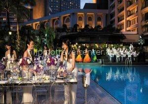 Peninsula Manila Pool Sides