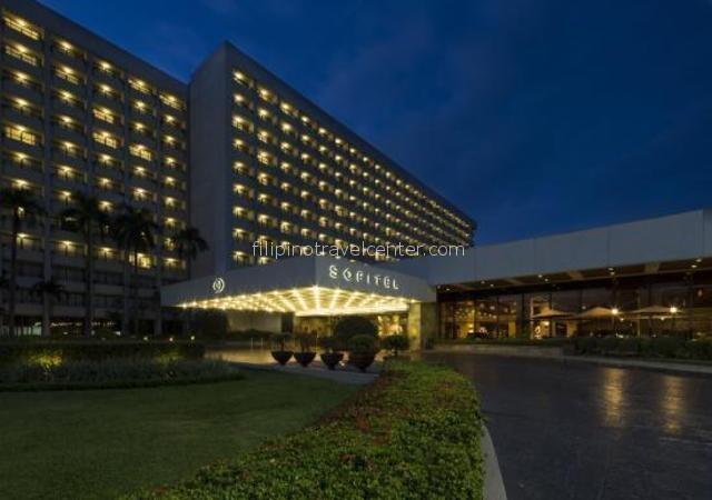 Sofitel Hotel facade e