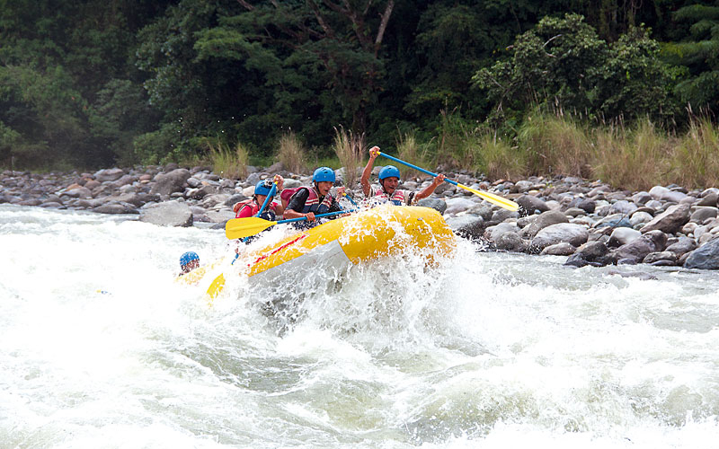 white water rafting cagayan valley